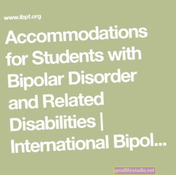 Bipolinė diagnozė, susijusi su mokėjimais dėl negalios?