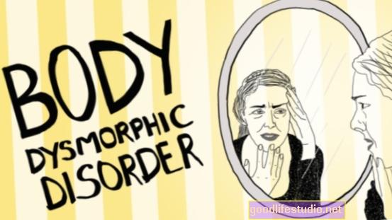 El trastorno dismórfico corporal puede extenderse a objetos inanimados