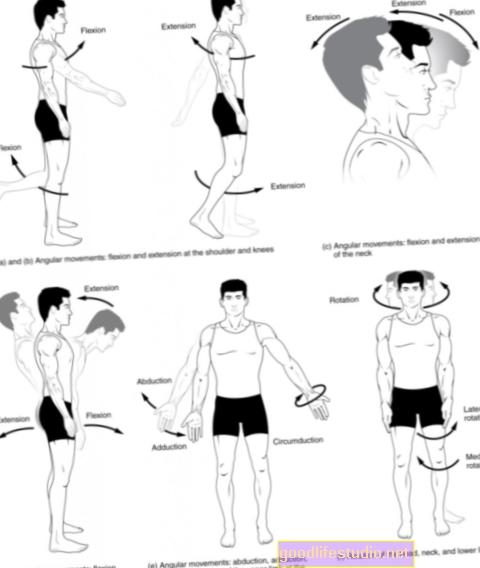 Pohyby těla mohou poskytnout stopy osobnosti, duševnímu zdraví