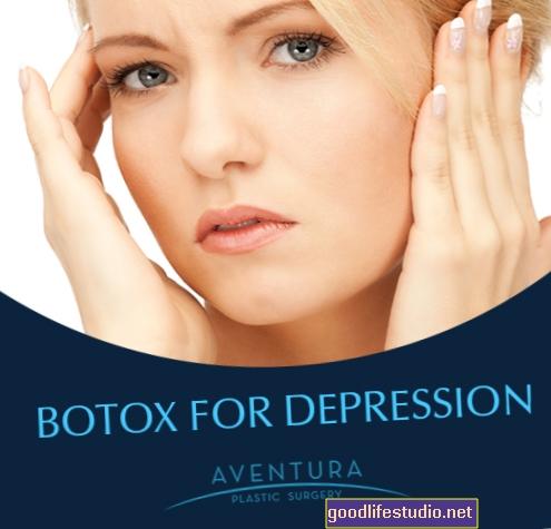 Ботокс за депресия?