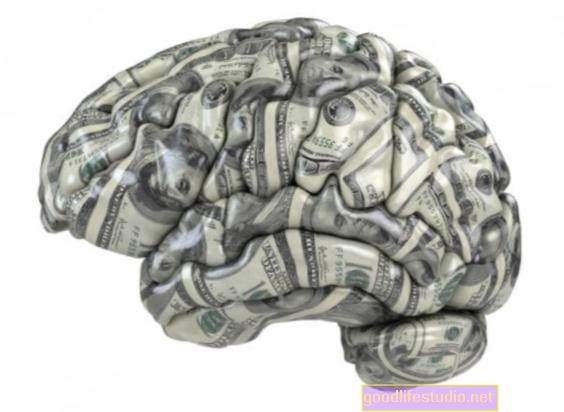 Мозъкът изглежда по-настроен да печели пари, отколкото да спестява