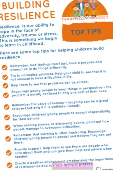 Rugalmasság kialakítása a családon belüli erőszaknak kitett gyermekeknél