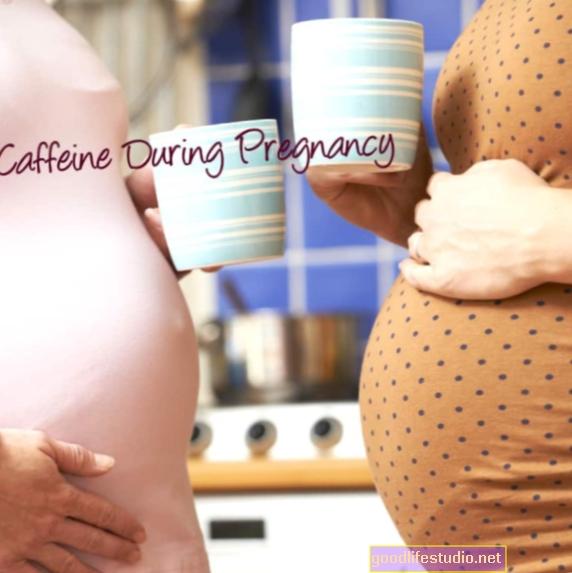 Caffeina moderata durante la gravidanza Nessuna minaccia per il QI del bambino
