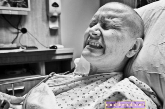 Los pacientes con cáncer que padecen dolor y depresión tienen más síntomas físicos