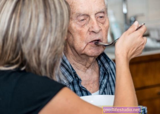 Njegovatelji dementnih bolesnika gube san