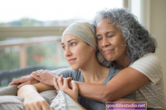 El cuidado de un cónyuge con una enfermedad crónica puede tener beneficios psicológicos