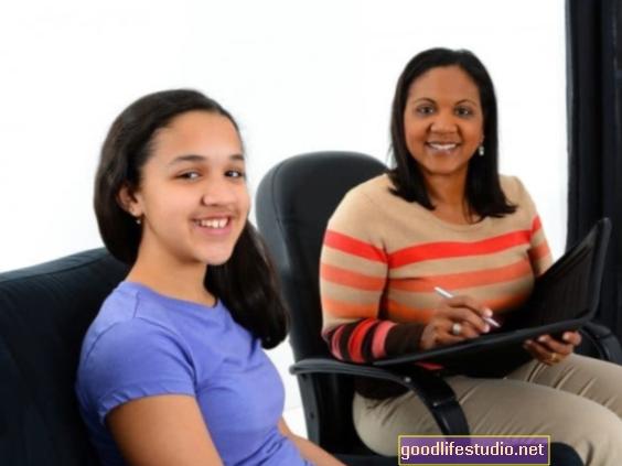 सीबीटी ओसीडी वाले बच्चों के लिए स्थायी लाभ के लिए दिखाया गया है