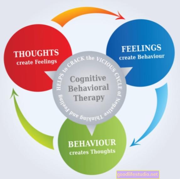 Terapie CBT snižuje neschopnost, depresi u mladistvé fibromyalgie