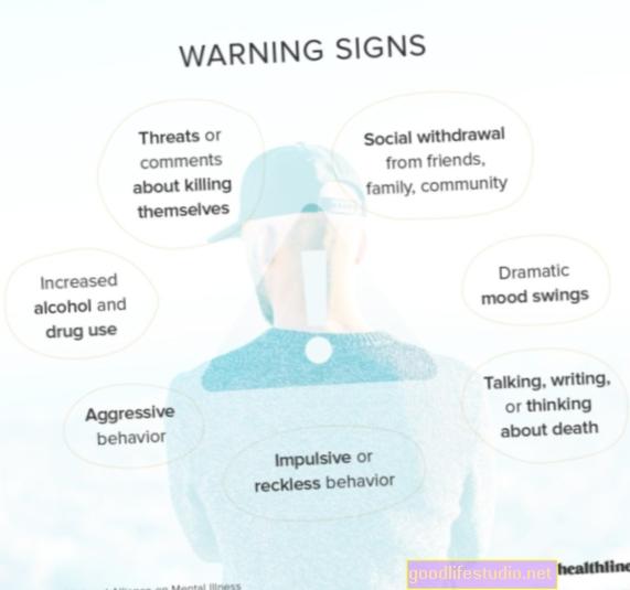 CDC: Pensamientos suicidas, el comportamiento varía según el estado