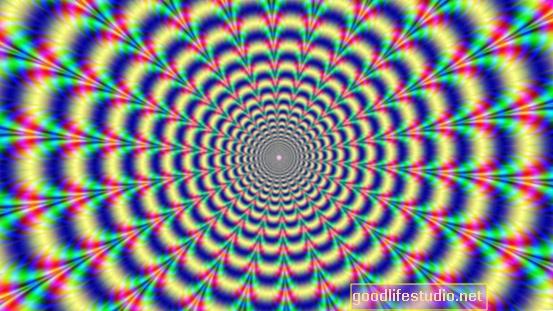 Certaines personnes peuvent halluciner les couleurs à volonté