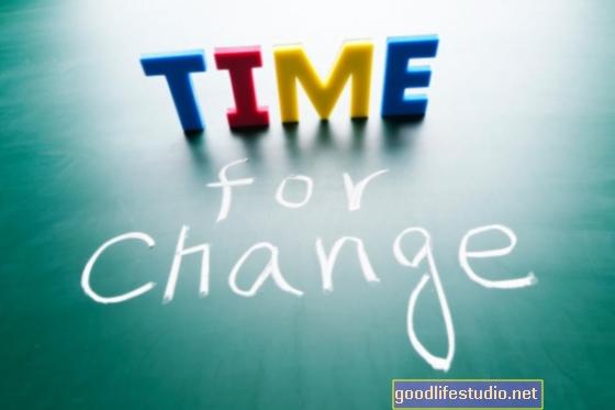 El cambio de escenario puede mejorar las posibilidades de cambiar de hábitos