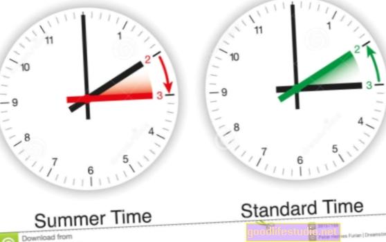 Cambio al horario estándar vinculado a un aumento de la depresión