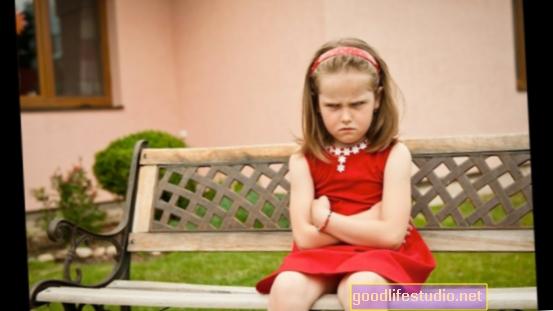 Agresi Kanak-kanak Berkaitan dengan Kesihatan Orang Dewasa yang Buruk