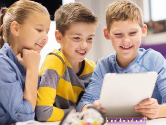 Детски приятелства, обвързани с ползи за физическото здраве като възрастни