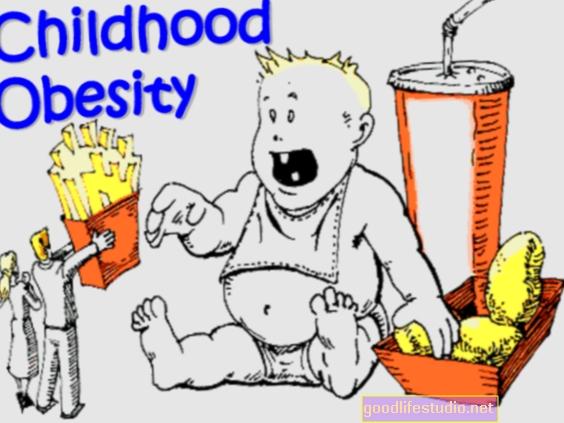 Obesiti Kanak-kanak Berkaitan dengan Pubertas Terdahulu, Masalah Kesihatan