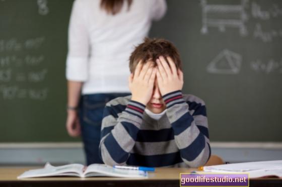 小児期のストレスは脳の変化を引き起こす可能性があります