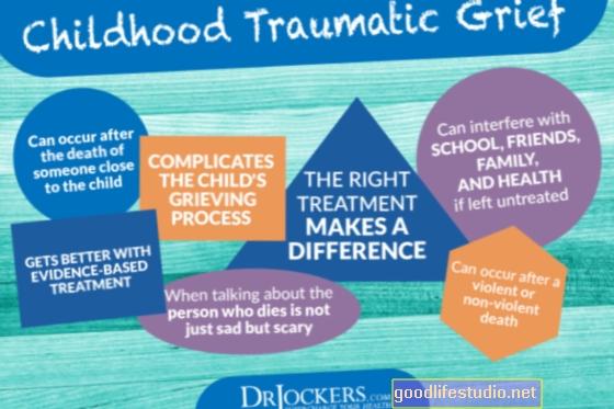 El trauma infantil vinculado a experiencias psicóticas posteriores