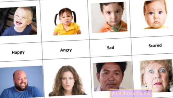 Vaikai jaunystėje atpažįsta kompleksines emocijas