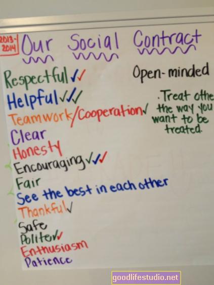 Ugovori o učionici mogu poboljšati ocjenu učenika