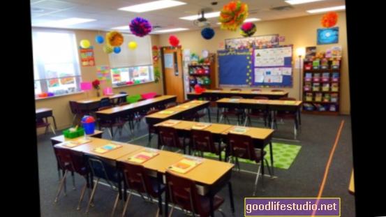 El entorno del aula afecta la salud mental de los alumnos de primer grado