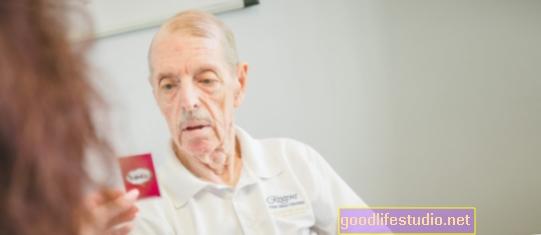 El deterioro cognitivo puede retrasar la rehabilitación de los pacientes de edad avanzada