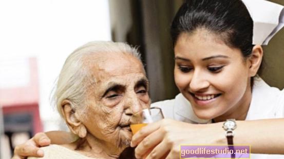 Los problemas cognitivos en los ancianos pueden dificultar el reconocimiento facial