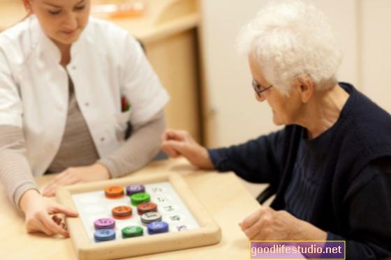 高齢者の脳力を高めるために示された認知トレーニング