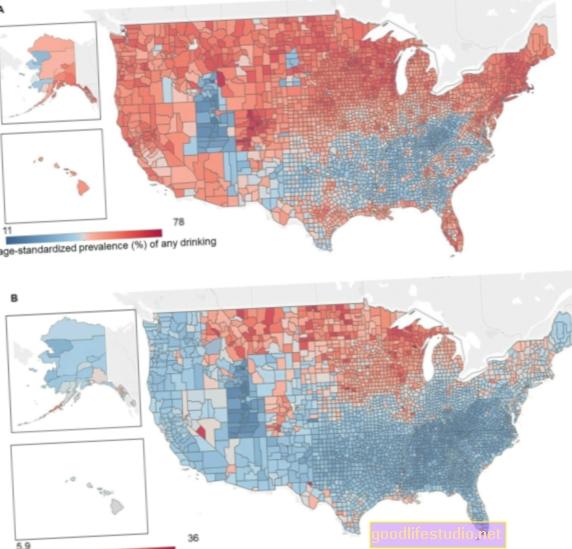Холодний, темний клімат, пов'язаний зі збільшенням споживання алкоголю