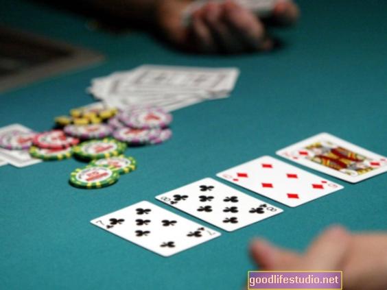 Kompulzivni kockari s većim rizikom za mentalne poremećaje