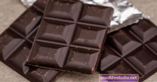 El chocolate amargo se relaciona con un mejor estado de ánimo y menos síntomas depresivos