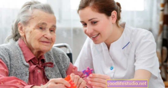 Pacientes con demencia, los cuidadores pueden beneficiarse del dispositivo GPS