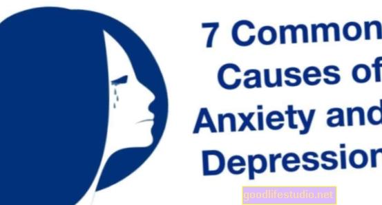 A depresszió beszennyezheti a múltat és a jelenet is