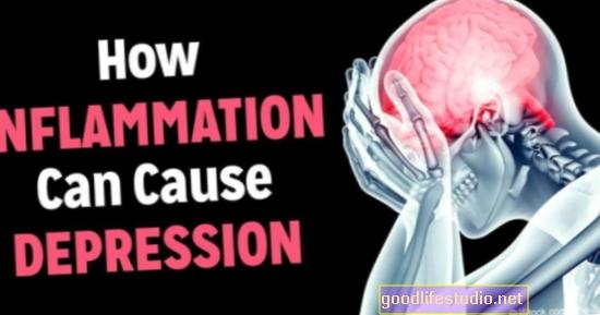 Deprese může vést k zánětu, zdravotním problémům