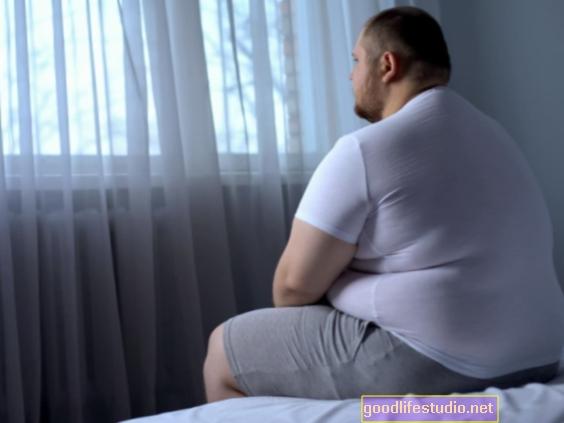 Депресия, затлъстяване, свързани с тийн момичета