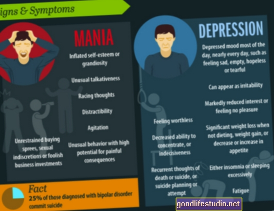 Depresija dažnai tampa bipoline liga po gimdymo