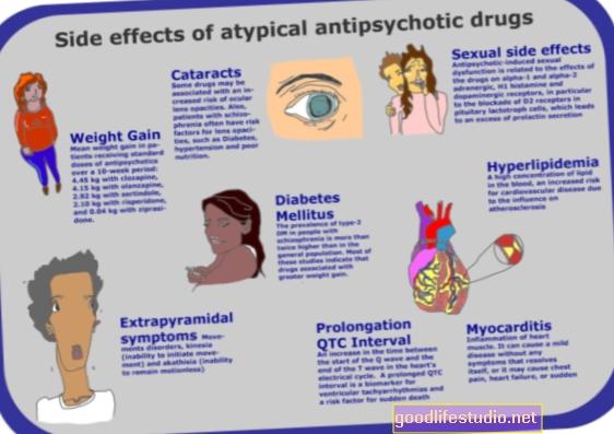 A pesar de los riesgos, se presionaron más medicamentos antipsicóticos para los pacientes mayores