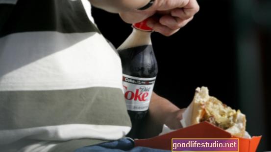 La soda dietética y la sal pueden aumentar el riesgo de accidente cerebrovascular