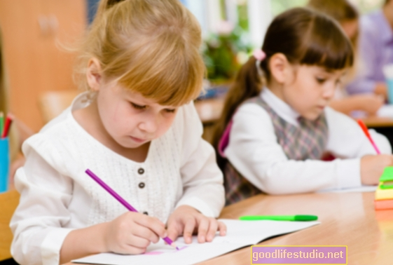 ¿Aprenden mejor los niños desordenados?