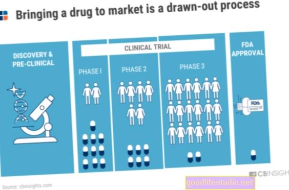 Изпитванията за наркотици показват обещание за подобряване на въздържанието при алкохолици