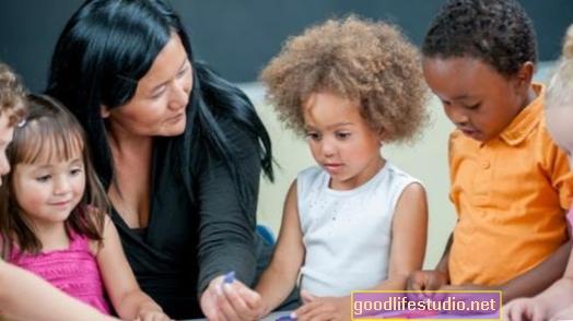 Los maestros de la primera infancia desempeñan un papel fundamental para ayudar a los niños a hacer frente al desastre