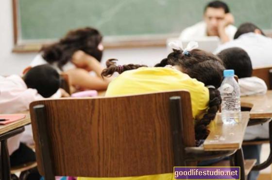 Los horarios de inicio temprano de la escuela pueden influir en los problemas de salud mental de los adolescentes