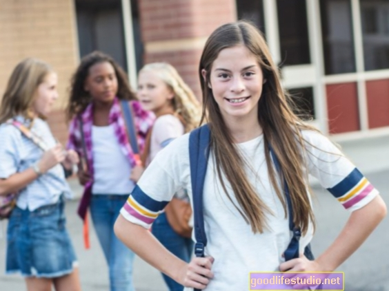 Ublažavanje straha od prelaska u srednju školu može se isplatiti u ponašanju, ocjene