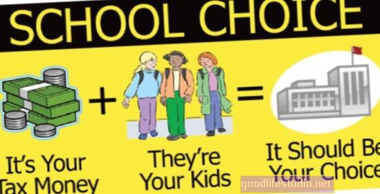 Opciones de educación afectadas por los antecedentes de los padres