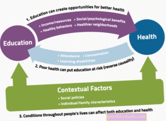 L'istruzione può contribuire al declino della demenza
