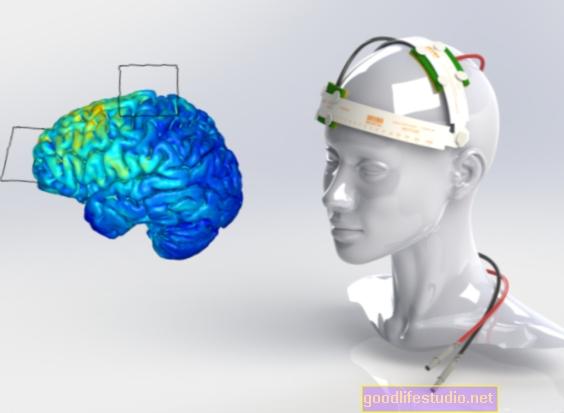 تنشيط الدماغ الكهربائي ينشط المواد الأفيونية في الجسم