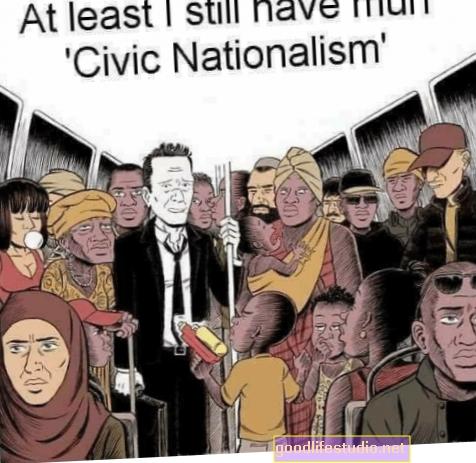 Etnický, občanský nacionalismus se liší v kritických směrech