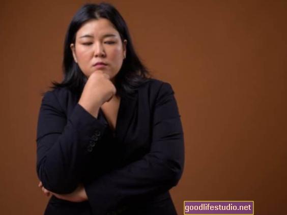 El exceso de grasa corporal puede aumentar el riesgo de depresión
