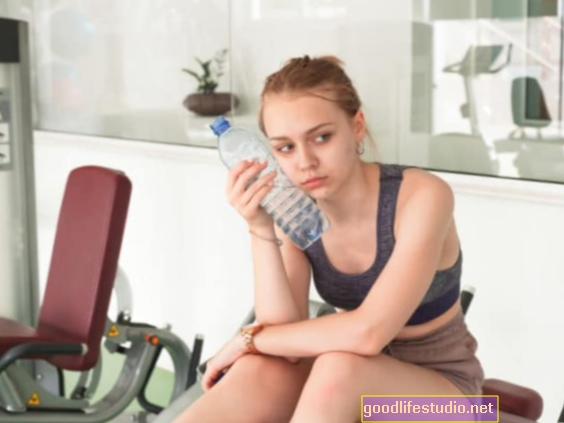 La adicción al ejercicio es más probable en personas con rasgos de trastorno alimentario
