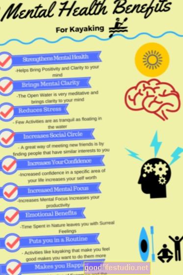 فوائد التمرين الذاكرة والصحة العقلية