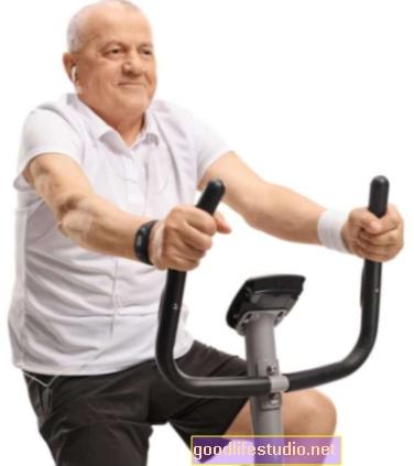 Вправи можуть бути тонізуючими для зменшення депресії у людей похилого віку